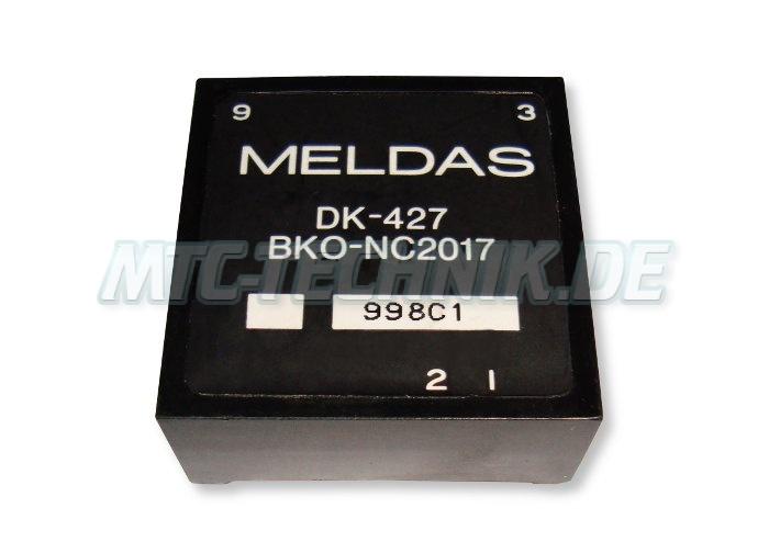 Bko-nc2017 Mitsubishi Isolationgs Amplifier Dk-427