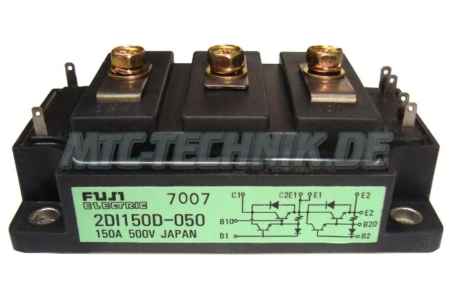 1 Shop 2di150d-050 Fuji Electric Transistor