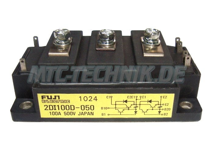 Transistor Module 2di100d-050