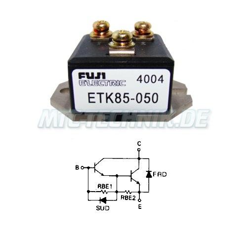 Transistor Module Fuji Etk85-050