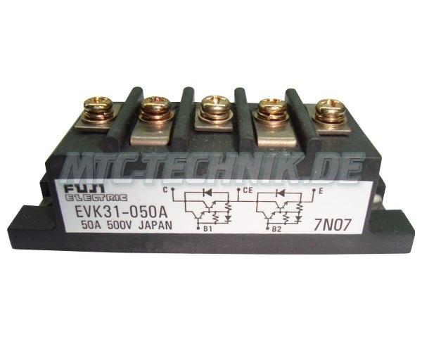 Fuji Electric Transistor Module Evk31-050a