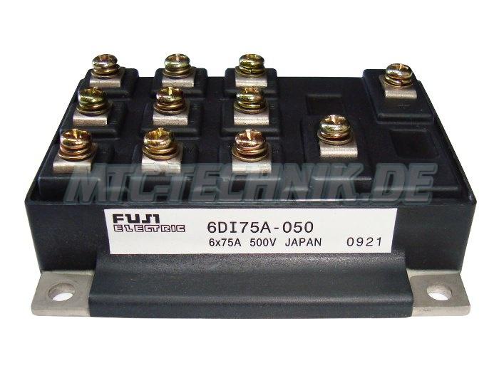 Fuji Electric Transistor 6di75a-050