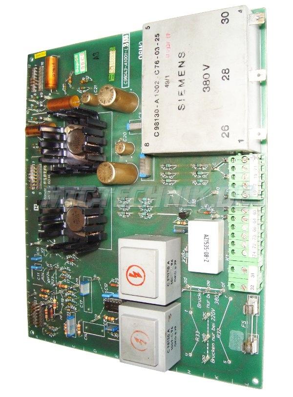 Simoreg Netz Karte C98043-a1001-l809 Online Shop