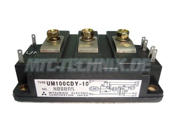 Mitsubishi Igbt Module Um100cdy-10 Bko-nc1122-h02