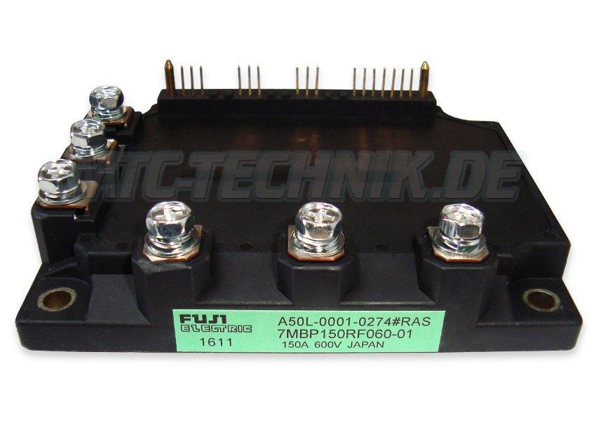 1 Fuji Power Module 7mbp150rf060-01 Online-shop