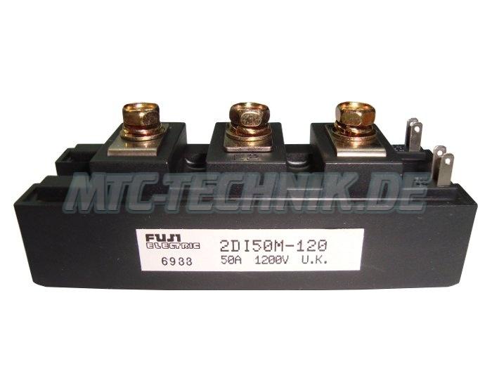 1 FUJI ELECTRIC MODULE 2DI50M-120