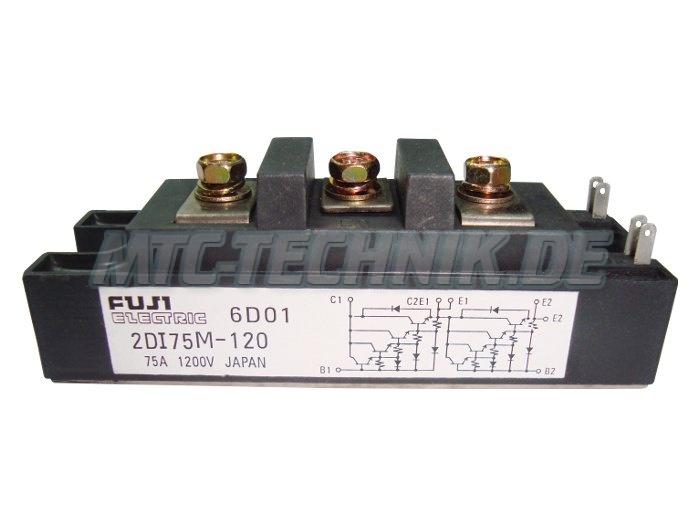 1 Transistor Module 2di75m-120 Fuji