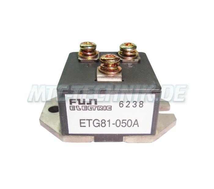1 Fuji Transistor Module Etg81-050a Gebraucht