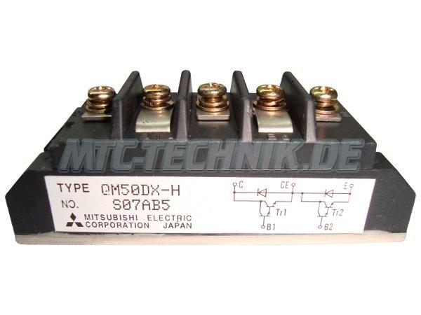 1 Mitsubishi Transistor Module Qm50dx-h Shop
