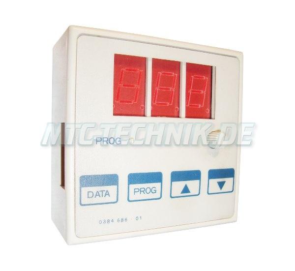 Telemecanique Bedienpanel Vw3a16101 Altivar-16