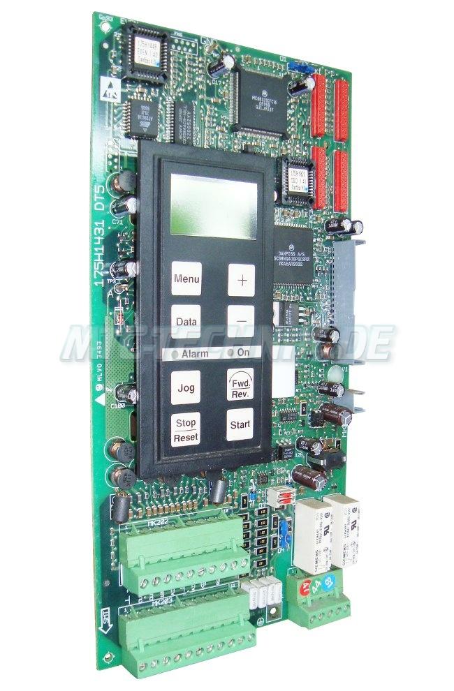 1 Danfoss Vlt3500 Karte 175h1431