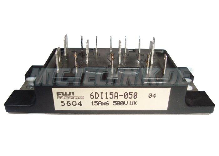 1 Fuji Electric Transistor Module 6di15a-050