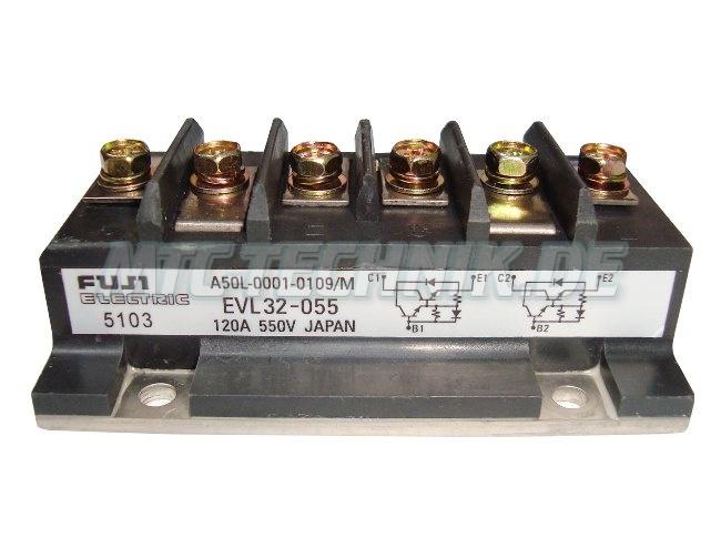 1 Leistungstransistor Fuji Evl32-055 Shop