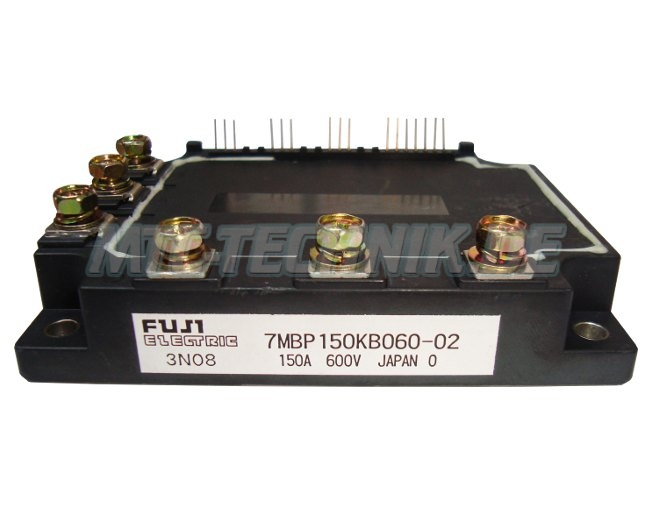 1 Fuji Electric 7mbp150kb060-02 Intelligent Module