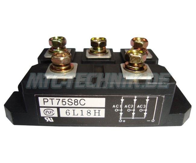 1 Nihon Pt76s8c Dioden Module