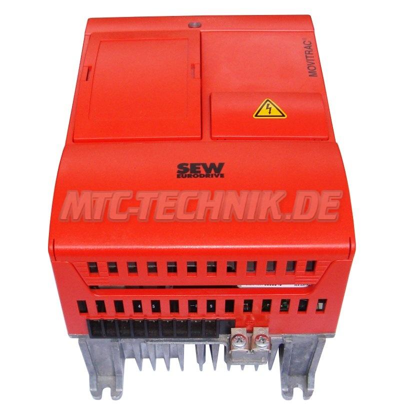 2 Seitenasicht 31c008-503-4-00 Frequenzumrichter