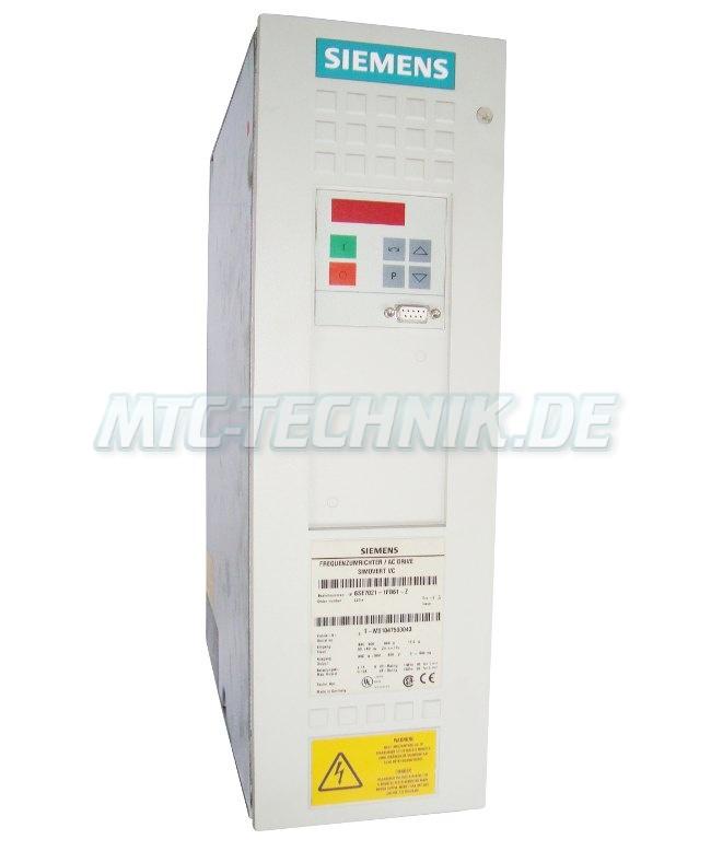 1 Siemens Shop Frequenzumrichter 6se7021-1fb61-z