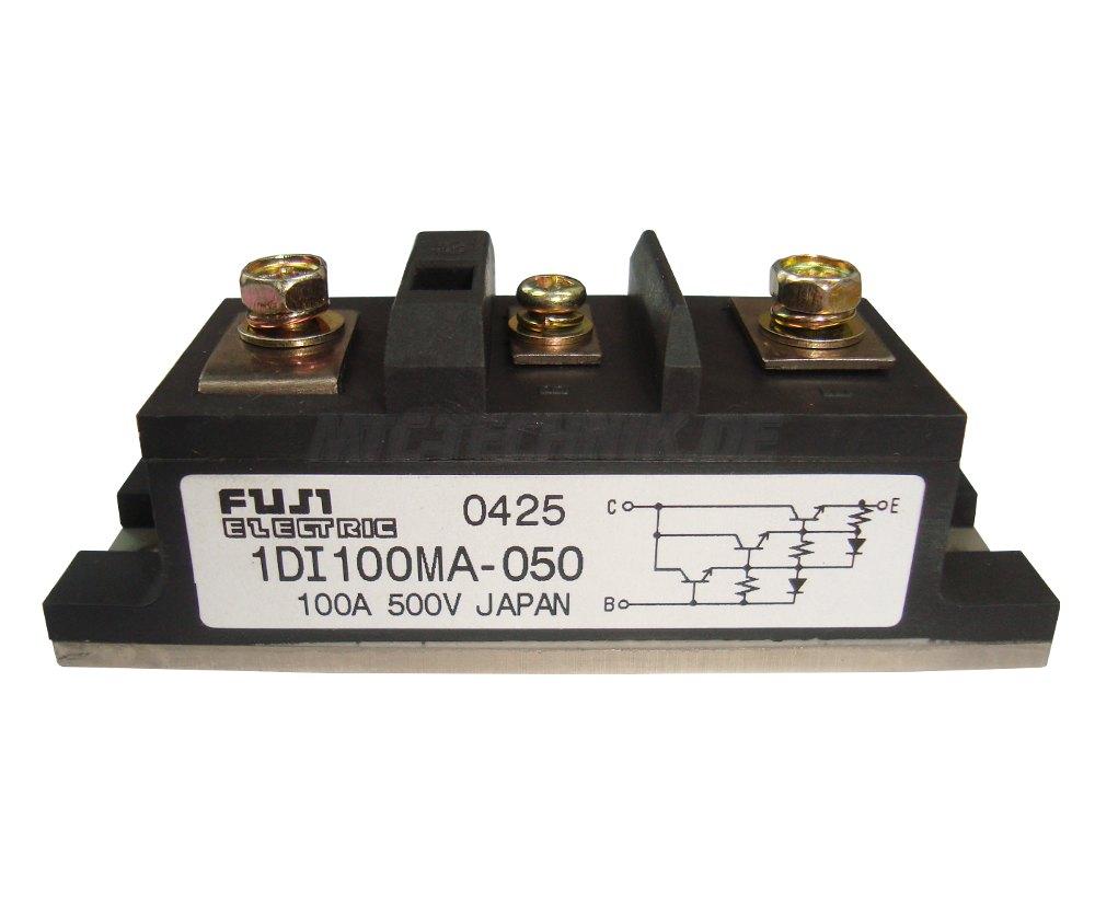 2 Fuji Transistor 1di100ma-050 Bestellen