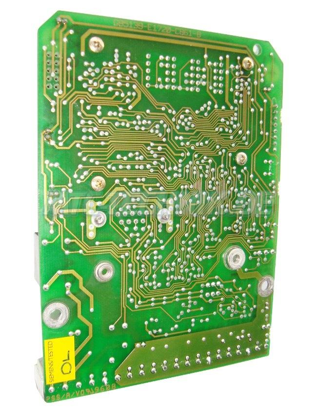 2 Micromaster Steuerkarte G85139-e1720-a861 6se31
