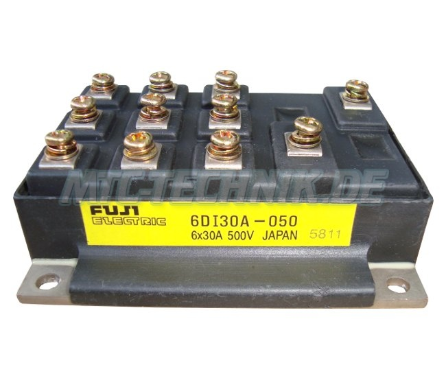 1 Fuji Electric Transistor 6di30a-050 Shop