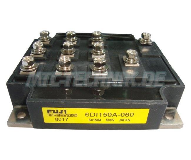 Fuji Electric 6di150a-060 Transistor-modul