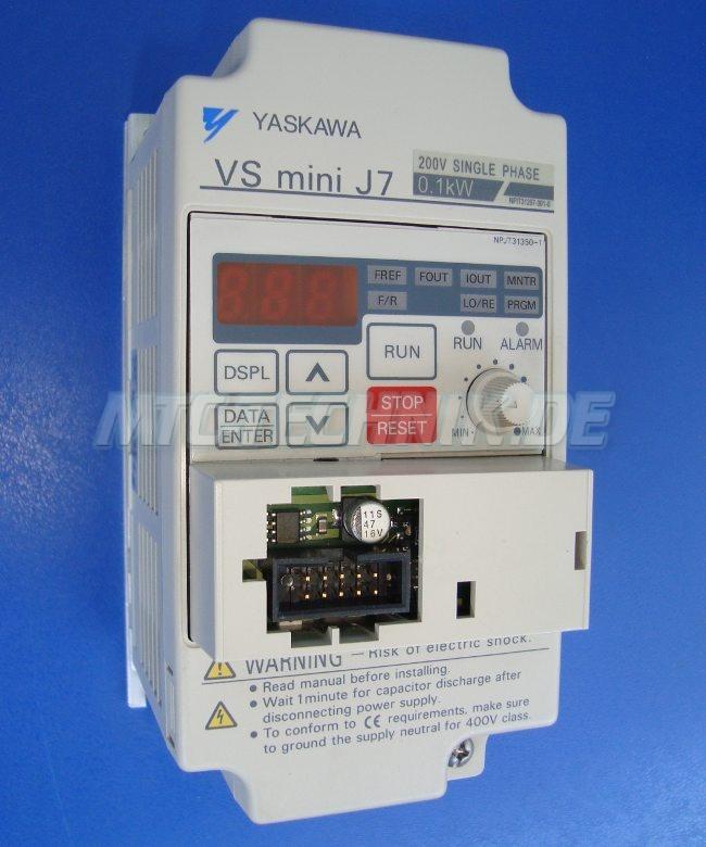 1 Yaskawa Varispeed Cimr-j7acb0p1