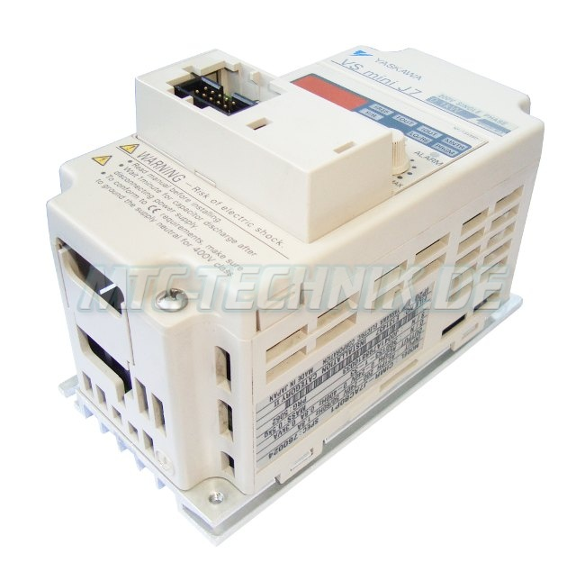 2 Shop Yaskawa Cimr-j7acb0p1 Frequenzumrichter