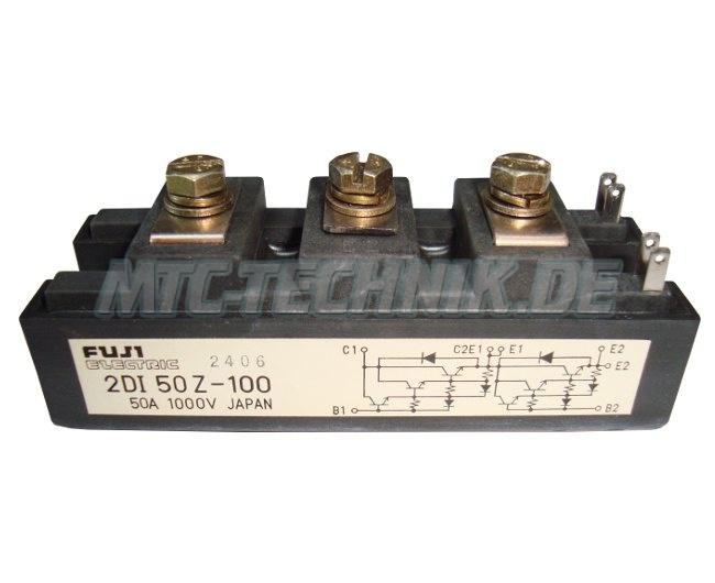 1 Fuji Electric Darlington 2di50z-100 Shop