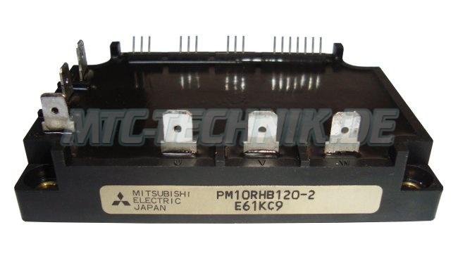 1 Mitsubishi Igbt Pm10rhb120-2 Intellimod