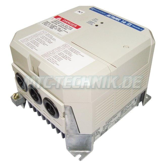 3 Altivar-16 Frequenzumrichter Atv16u09m2 Verkauf