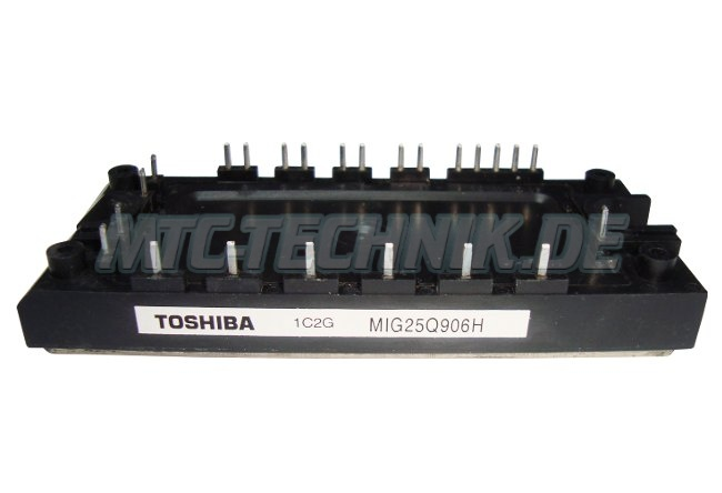 Shop Toshiba Mig25q906h Igbt N-channel Module