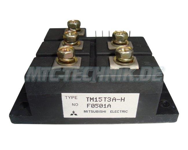 1 Mitsubishi Thyristor Module Tm15t3a-h