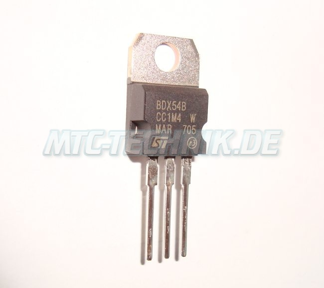 Verkauf Pnp Transistor Bdx54b Shop
