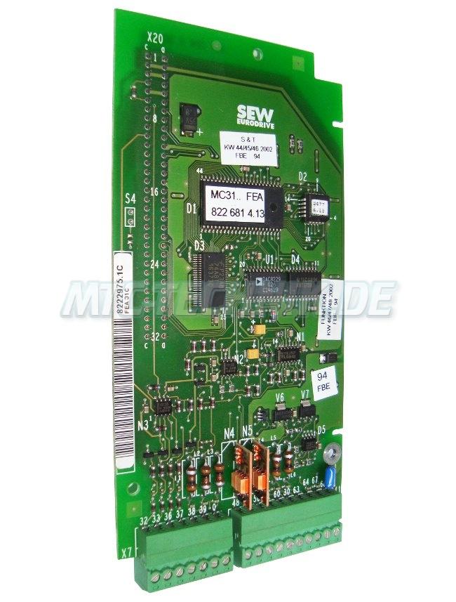 Sew Eurodrive Fea31c Optionskarte