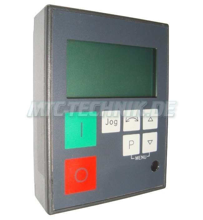 1 Siemens Bedienpanel 6se3190-0xx87-8bf0 Micromaster