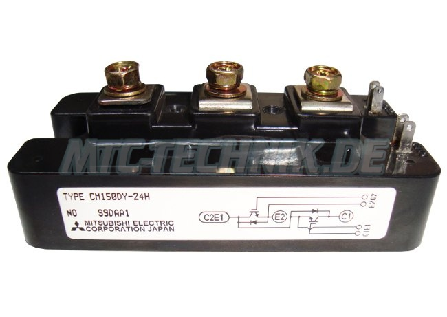 Mitsubishi Shop Cm150dy-24h Igbt Module