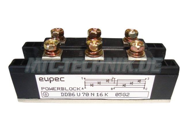 Eupec Brueckengleichrichter Ddb6u145n16l Shop