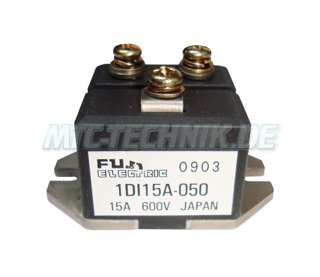 Fuji Electric 1di15a-050 Transistor 15a-600v