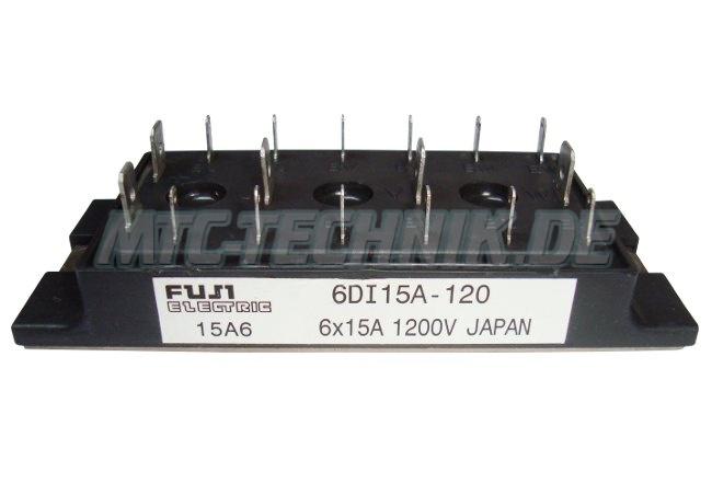 Fuji Electric Angebot 6di15a-120 Leistungsmodul