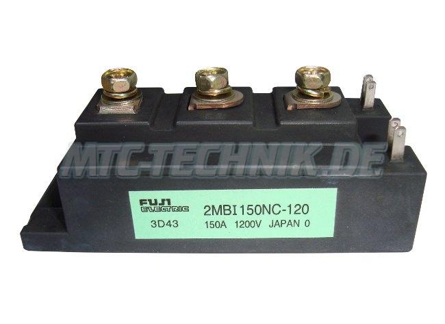 Fuji Shop 2mbi150nc-120 Igbt Leistungsmodul