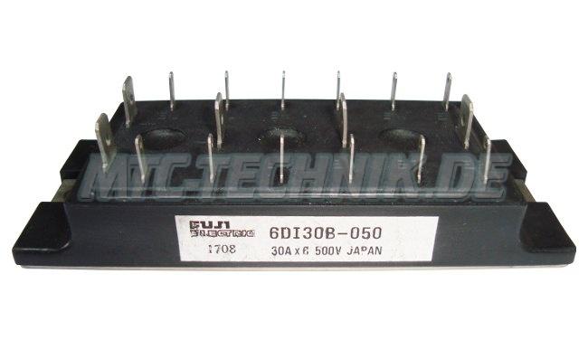 Fuji Electric Transistor Module 6DI30B-050