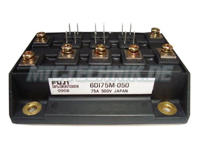 Leistungsmodul 6di75m-050 Fuji