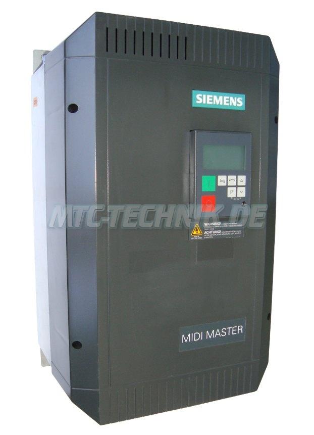 3 Frequenzumrichter Siemens 6se3121-7dg40 Shop