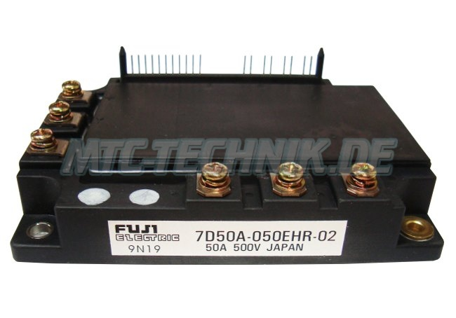 Fuji Hybrid Module 7d50a-050ehr-02 Shop Igbt