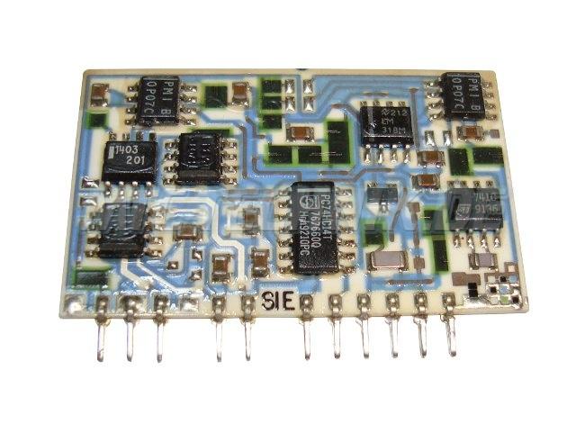 1 Siemens Gwe Hybrid 4620000335.00 Strommesser
