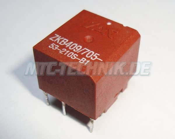 1 Siemens Shop Zkb409-705-53-210s-b1 Transformator