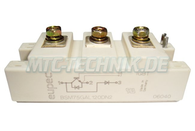 Power Igbt Eupec Bsm75gal120dn2 Shop