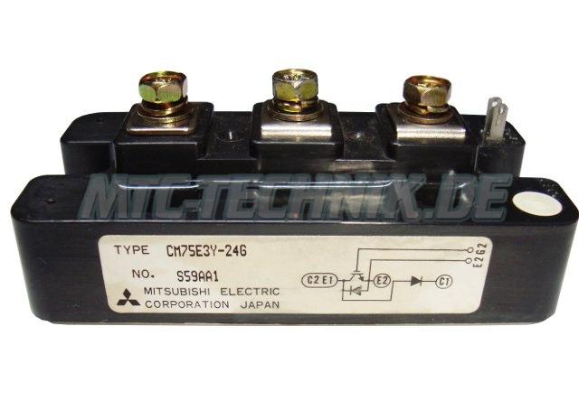 Bestellen Mitsubishi Cm75e3y-24g Igbt Modul