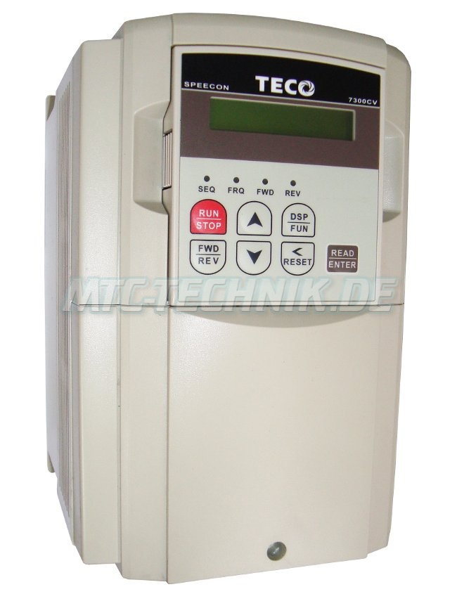 1 TECO FREQUENZUMRICHTER JNTHBGBA0005BE-UF SHOP