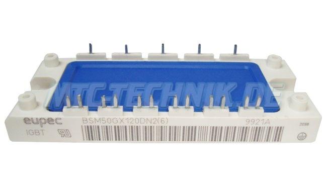 Eupec Igbt Module Bsm50gx120dn2 Shop